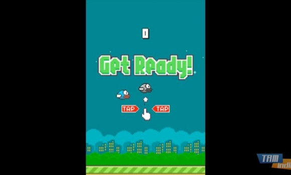Flappy Bird 8 Ekran Görüntüleri - 2