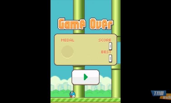 Flappy Bird 8 Ekran Görüntüleri - 1