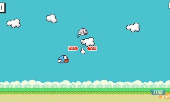 Flappy Bird HD Ekran Görüntüleri - 3