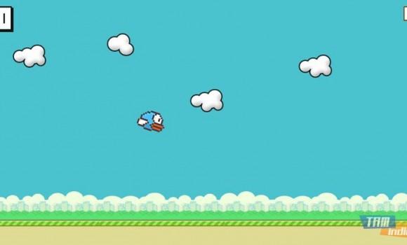 Flappy Bird HD Ekran Görüntüleri - 2