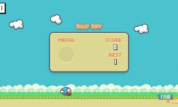 Flappy Bird HD Ekran Görüntüleri - 1