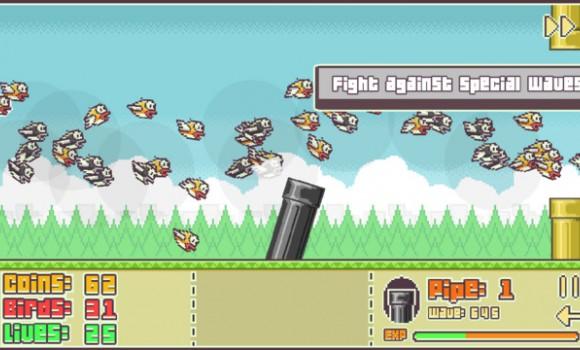 Flappy Defense Ekran Görüntüleri - 5
