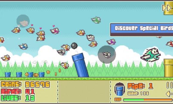 Flappy Defense Ekran Görüntüleri - 3