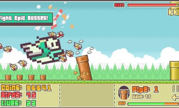 Flappy Defense Ekran Görüntüleri - 2