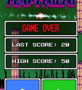 FlapThulhu: Flappy Madness Ekran Görüntüleri - 2