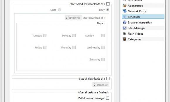 FlareGet Download Manager Ekran Görüntüleri - 1