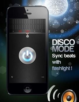 Flashlight for iPhone , iPod and iPad Ekran Görüntüleri - 2