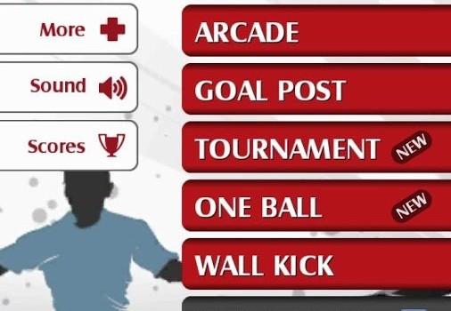 Flick Shoot Futbol Ekran Görüntüleri - 1