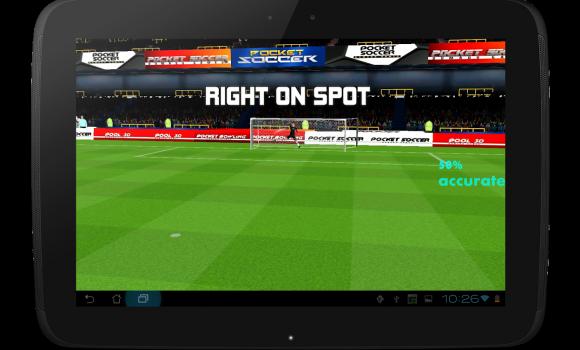 Flick Soccer 3D Ekran Görüntüleri - 6
