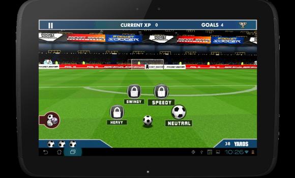 Flick Soccer 3D Ekran Görüntüleri - 4