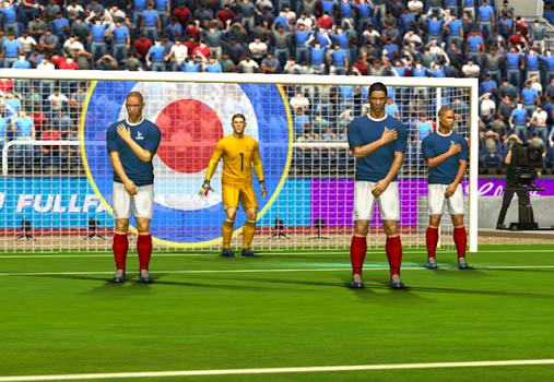 Flick Soccer France 2016 Ekran Görüntüleri - 5