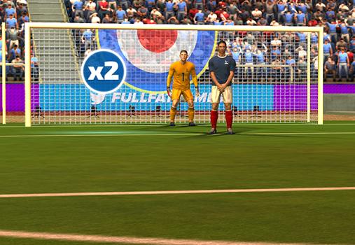 Flick Soccer France 2016 Ekran Görüntüleri - 6