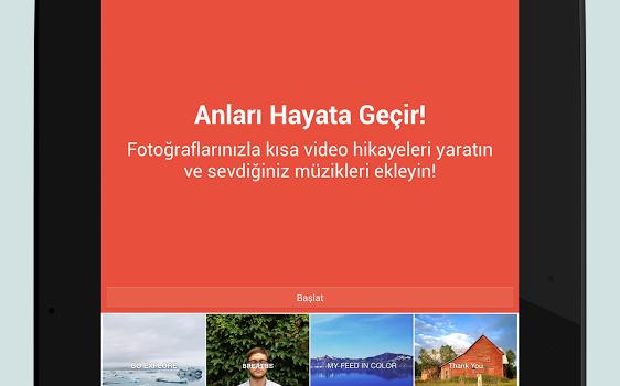 Flipagram Ekran Görüntüleri - 5