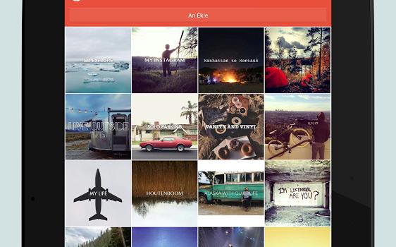 Flipagram Ekran Görüntüleri - 4