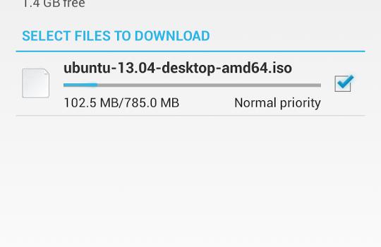 Flud - Torrent Downloader Ekran Görüntüleri - 2