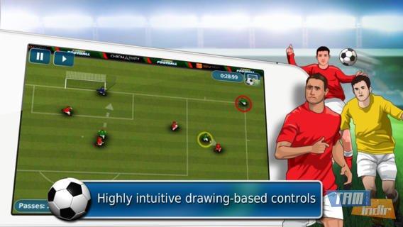 Fluid Football Ekran Görüntüleri - 3