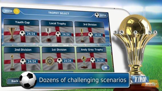 Fluid Football Ekran Görüntüleri - 2