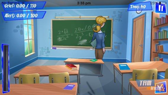 Flush the Teacher Ekran Görüntüleri - 2