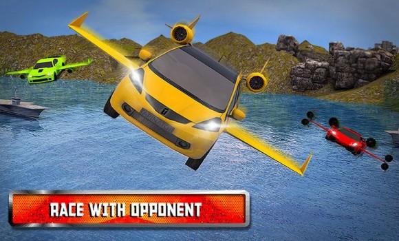Flying Car Stunts 2016 Ekran Görüntüleri - 5