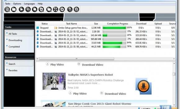 FooDownloader Ekran Görüntüleri - 3