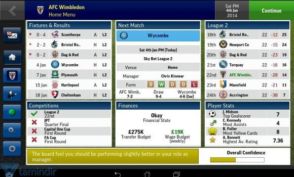 Football Manager Handheld 2015 Ekran Görüntüleri - 5