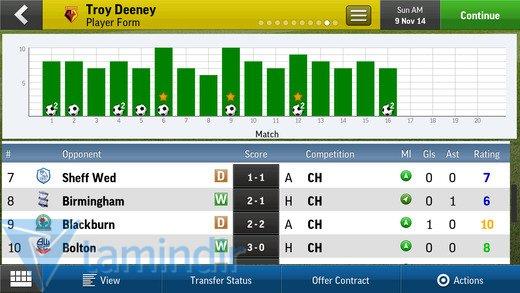 Football Manager Handheld 2015 Ekran Görüntüleri - 3