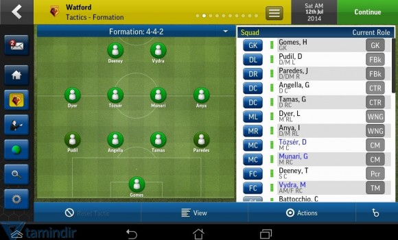 Football Manager Handheld 2015 Ekran Görüntüleri - 2
