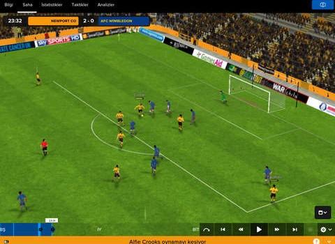 Football Manager Touch 2016 Ekran Görüntüleri - 5