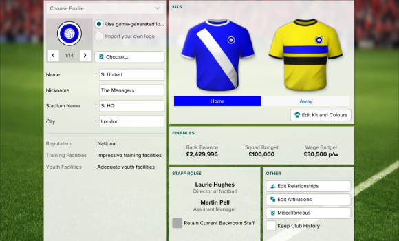 Football Manager Touch 2017 Ekran Görüntüleri - 4