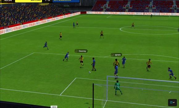 Football Manager Touch 2017 Ekran Görüntüleri - 9