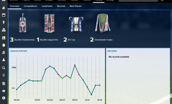 Football Manager Touch 2017 Ekran Görüntüleri - 2