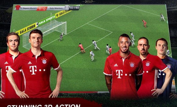 Football Master Ekran Görüntüleri - 2