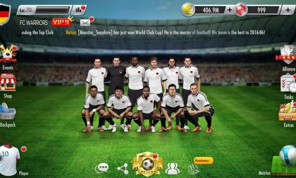 Football Master Ekran Görüntüleri - 6