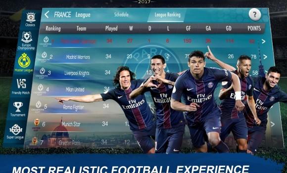 Football Master Ekran Görüntüleri - 1