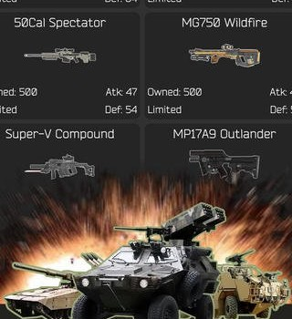 Forces of War Ekran Görüntüleri - 2