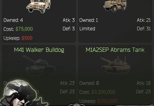 Forces of War Ekran Görüntüleri - 1