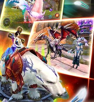 Forsaken World Mobile Ekran Görüntüleri - 2