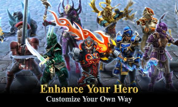 Fortress Legends Ekran Görüntüleri - 6