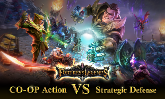 Fortress Legends Ekran Görüntüleri - 8