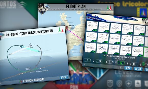 Frecce Tricolori Flight Sim Ekran Görüntüleri - 3