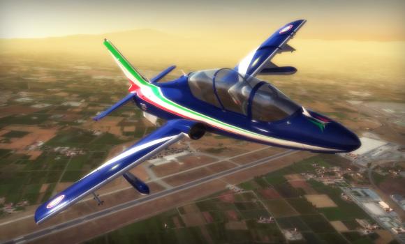 Frecce Tricolori Flight Sim Ekran Görüntüleri - 1