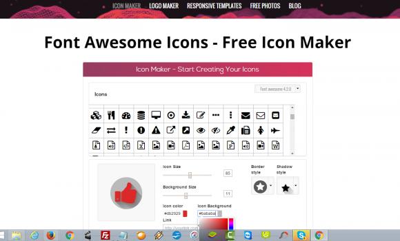 Free Icon Maker Ekran Görüntüleri - 2