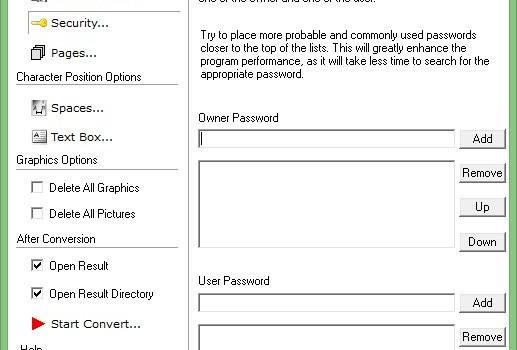 Free PDF to Word Converter Ekran Görüntüleri - 2