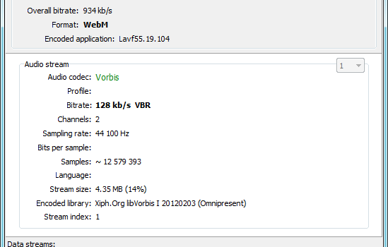 Free WebM to MP3 Converter Ekran Görüntüleri - 1