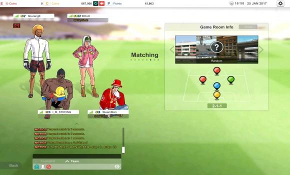 FreeStyle Football Ekran Görüntüleri - 8