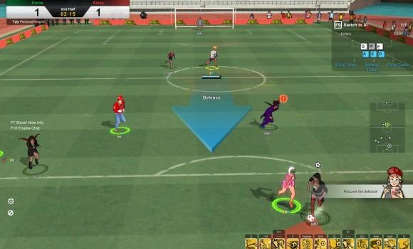 FreeStyle Football Ekran Görüntüleri - 5