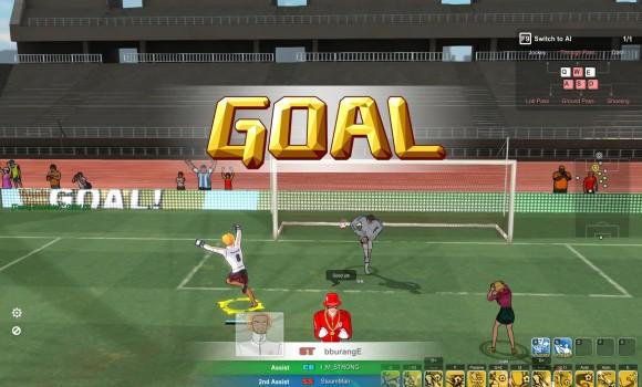 FreeStyle Football Ekran Görüntüleri - 3