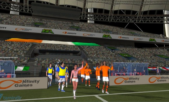 FreeStyle Futbol Ekran Görüntüleri - 4