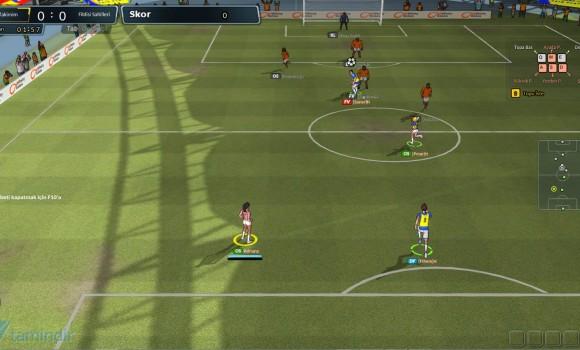 FreeStyle Futbol Ekran Görüntüleri - 3