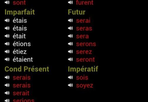 French Verbs Ekran Görüntüleri - 8